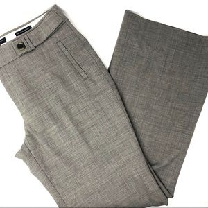 Banana Republic Gray Jackson Fit Wool Blend Pants